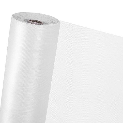 1,5m² INSEKTENSCHUTZNETZ Moskitonetz Fliegennetz Netzabdeckung (Meterware) (Weiß, 150cm Breite)