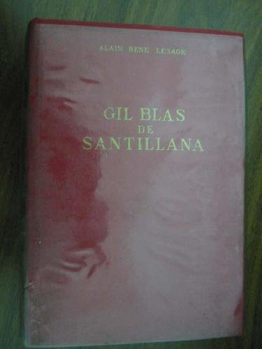 GIL BLAS DE SANTILLANA