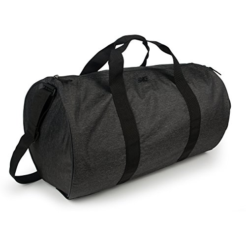 New Balance Women's Barrel Duffle Bag - Black (Balance Classic New Shorts)