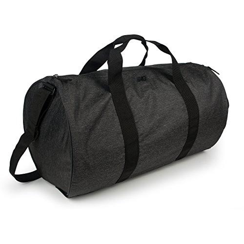 New Balance Women's Barrel Duffle Bag - Black