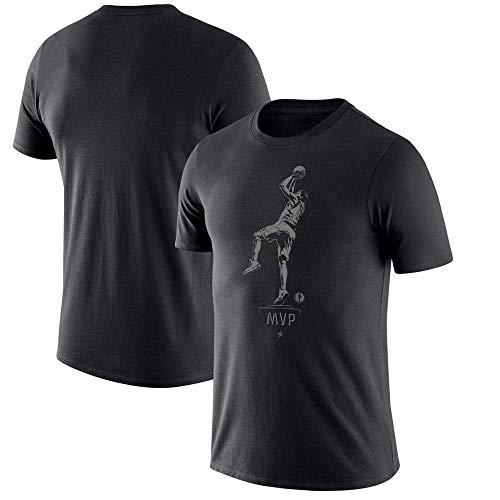 T-Shirt NBA MVP James Harden Durant Nowitzki Westbrook - Boston Amis