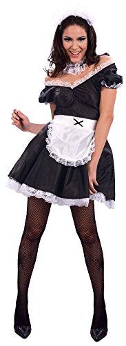 Reír Y Confeti - Fibsex007 - Para Disfraces para Adultos - Sexy Maid