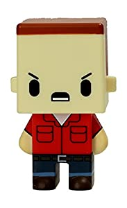 Regreso al Futuro Figura Biff, colección Pixel, 7 cm (SD Toys SDTUNI02188)