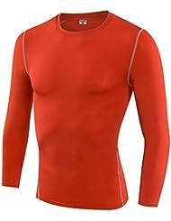 UGLYFROG Nuevo Deportes y aire libre Hombre Ciclismo Medias Ropa deportiva Running Camisetas Long Sleeve Spring M1019