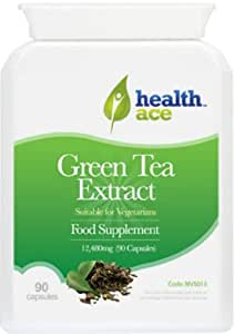 High Strength Green Tea Extract 12480mg 90 Capsules   High in Antioxidants   Diet / Slimming / Weight loss / Well Being