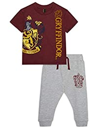 Bebé Harry Potter Camiseta y Basculador Set