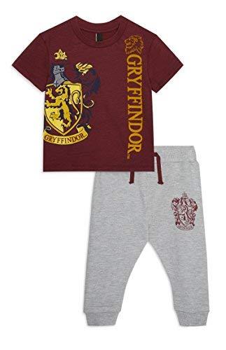 Primark Camiseta - Bebé-Niños Multicolor Red - Gryffindor 18 Meses