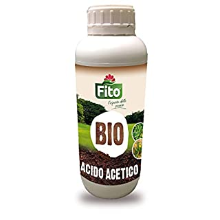 FITO Phyto x354602 biofito Acetic Acid Bottle 1000 ml, Green, 8.50 x 8.50 x 24.50 cm