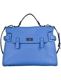 Kesslord Foulonne Chic - Bolso de asas de Otra Piel para mujer azul Azur - AZ