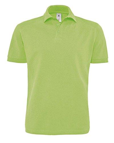 B&C Herren T-Shirt Pistazie