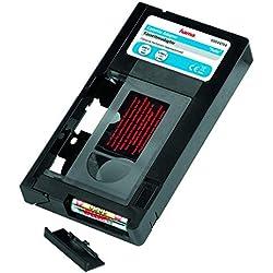 Hama Adaptateur cassette VHS-C / VHS, 6 mm, motorisé