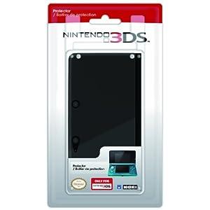 Nintendo 3DS – Protector Case Schutzhülle (Transparent)