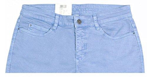 MCA - Jeans spécial grossesse - Femme Bleu - Pastellblau