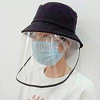 Proteggere Occhi e Il Viso Cappello di Copertura Esterna Cappello per Il Sole Pescatore LFLDZ Sicurezza Viso Shields Protezione Cappello Uomini e Le Donne Anti-Fog Anti-Saliva