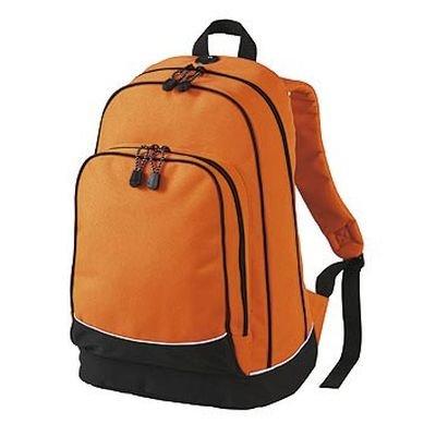 Halfar - Sac à dos école loisirs - 1803310 DAYPACK CITY - orange - mixte homme / femme