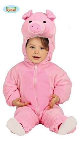 Maialino costume neonato/a 12/24 mesi