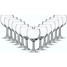 Weingläser Gläser-Set Serie Balloni 6 teilig | Füllmenge 190 ml | Weingläser Ballon ideal für Rotwein | Perfekter Weingenuss mit Freunden