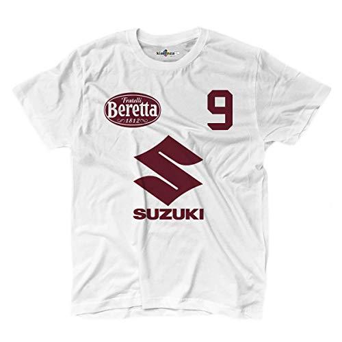 KiarenzaFD - Camiseta fútbol Torino Andrea Gallo