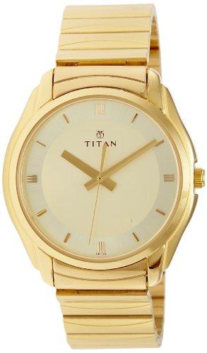 41G4EqjwZWL - Titan NE1578YM02 Mens watch