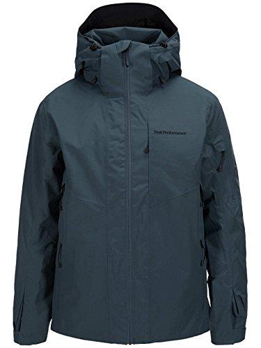 Peak Performance Snow Jackets–Peak Perfo rmanc... blue steel