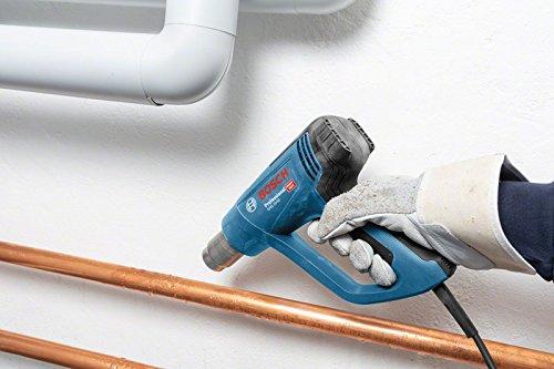 Bosch Professional Heißluftgebläse GHG 23-66 (2300 Watt, Temperaturbereich 50-650°, in Tasche)