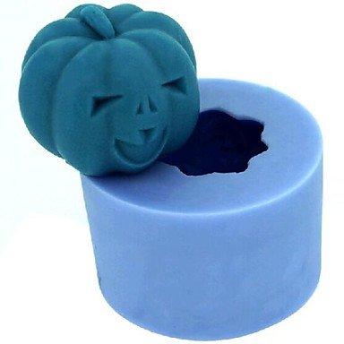 lllzz Halloween Kürbis Fondant Kuchen Schokolade Kerze Silikon Form, L4.2CM * W4.2CM * h3.4cm - Turtles-silikon-form Ninja