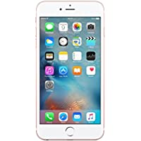 Apple iPhone 6S Plus 32 GB SIM-Free Smartphone - Rose Gold (Certified Refurbished)