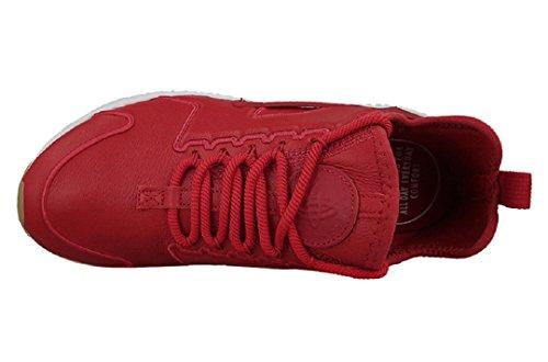 Nike WMNS AIR RUN ULTRA SI Huarache Rouge