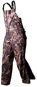 Rivers West Men's Original Bib Overall Heavyweight Fleece Fabric - Realtree Max 4, Large