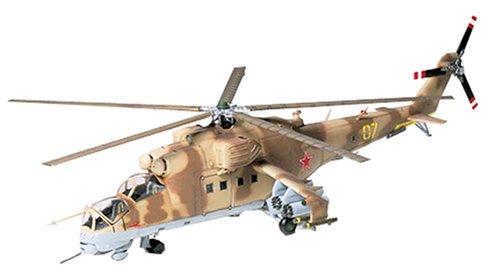 TAMIYA 60705 Mil Mi-24 Hind 1:72 Helicopter Model Kit