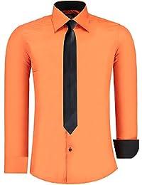 Jeel - Camisa casual - Clásico - para hombre