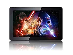 """10.6"""" Fusion5 108 Octa Core Android Tablet PC - 2GB RAM - 16GB Storage - Now in Android 6.0 Marshmallow - Bluetooth 4.0 - 1366*768 IPS Screen - 7200mAh battery - 2MP front and 5MP rear camera, AutoFocus - Supports OTA Updates"""