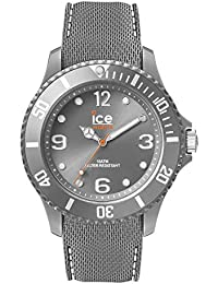 Ice-Watch - Ice Sixty Nine Smoke - Montre Grise pour Homme avec Bracelet en Silicone - 013620 (Large)