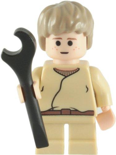 LEGO STAR WARS MINIFIGUR - ANAKIN SKYWALKER ALS KIND