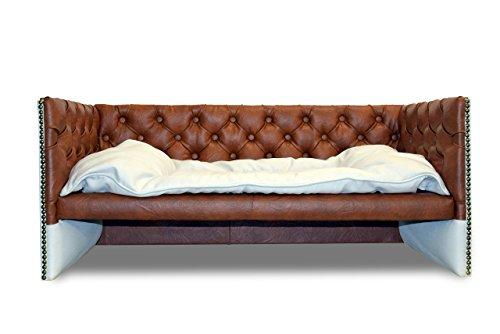 Canapé Pour Chien Lit Pour Chien Lord Deluxe Chesterfield