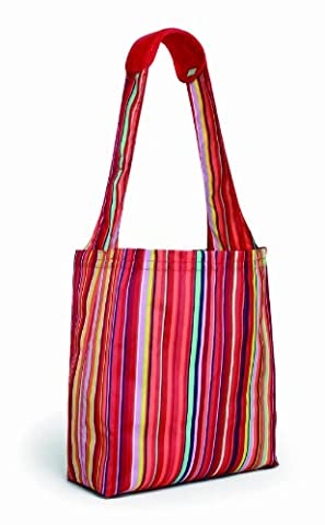 BUILT NY Reusable Shopper, Stripe No. 10