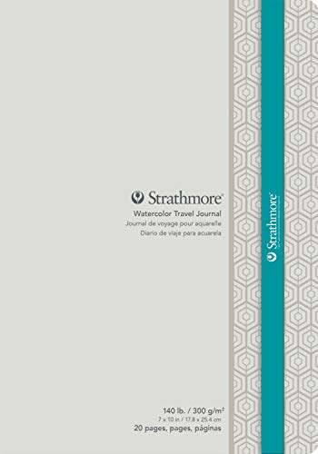 Strathmore Watercolor Travel Journal 7x10