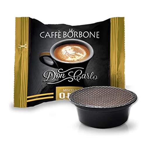 300 cialde capsule compatibili lavazza a modo mio caffe' borbone don carlo oro