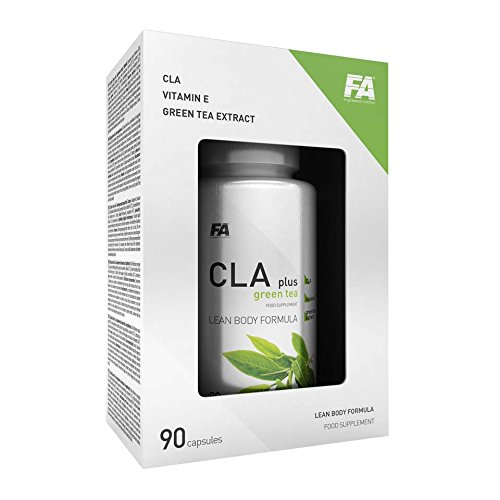 FA Engineered Nutrition CLA Plus Green Tea Capsules - Pack of 90