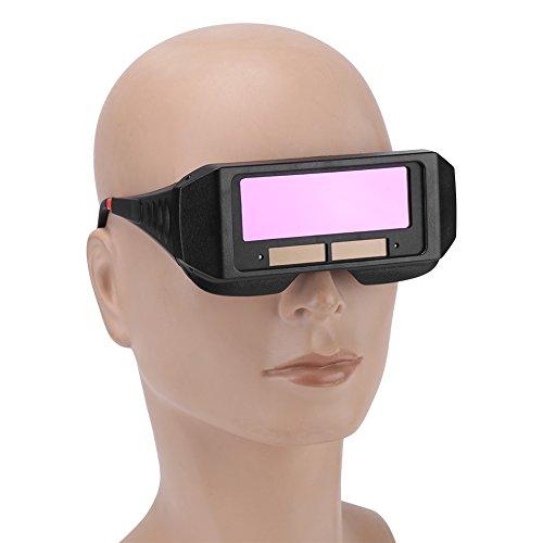 Gafas de soldar, solares de oscurecimiento automático, gafas de soldar, gafas de...