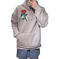 PAOLIAN Damen Herbst Kapuzenpullover Applique Hoodie Langarm Sweatshirt Tops Bluse Mantel preisvergleich bei billige-tabletten.eu