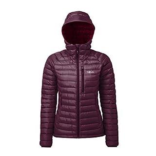Rab Microlight Alpine Jacket Women purple Size Size 12 2018 winter jacket