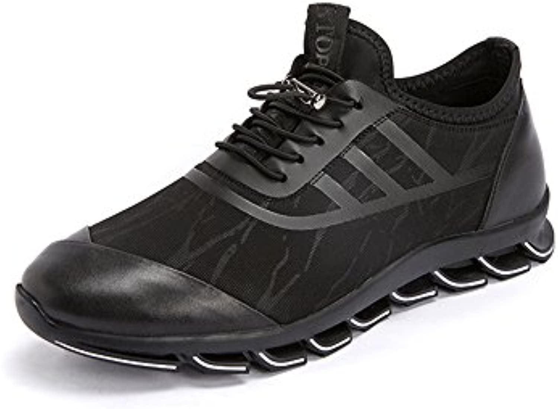 Hasag Herrenschuhe Sommer Freizeitschuhe Mode Herren Schuhe mit Turnschuhen