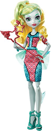 Monster High Mattel DNX21 - WADMH Lagoona, Ankleidepuppen (Monster High Lagoona)