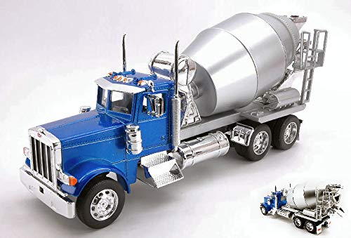 Peterbilt 379 2009 METALLIC Blue/Silver 1:32 - Welly - LKW - Die Cast