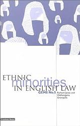Ethnic Minorities in English Law (GEMS)