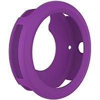 AmaSells Coque pour Smart Watch, 45.4mm de diamètre en silicone protection Coque pour Garmin Vivoactive 3Smart Watch