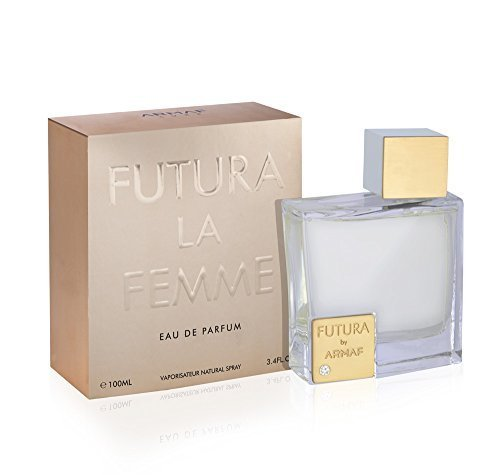 Armaf Futura La Femme by Eau De Parfum Spray 3.4 oz / 100 ML (Women)