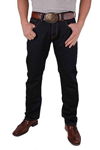 Gebraucht, Napapijri Herren Jeans Hose Blau Straight Fit #RIF174 gebraucht kaufen  Wird an jeden Ort in Deutschland