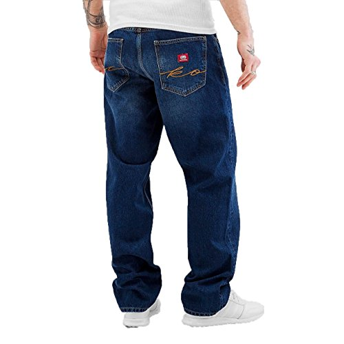 Ecko Unltd. Jeans Hang Loose Fit Blue